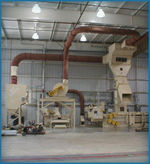 Corrugated Plant Installations in Pneumatic Systems Design