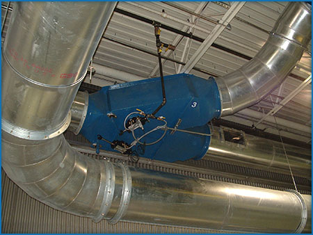 Air Systems Design Diverters for the best, most efficient pneumatic conveying systems.