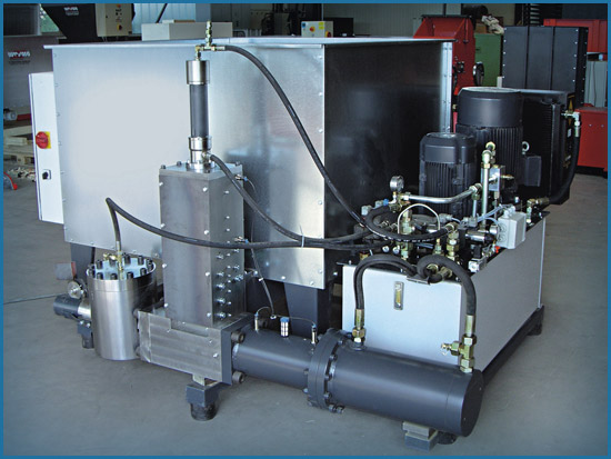 Briquetter by Air Systems Design for the most efficient pneumatic conveying systems.