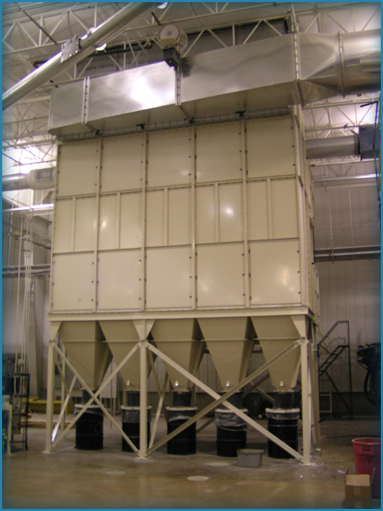 Dust System for the best, most efficient pneumatic conveying systems.