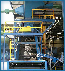 Folding Carton Installation with Conveyor System