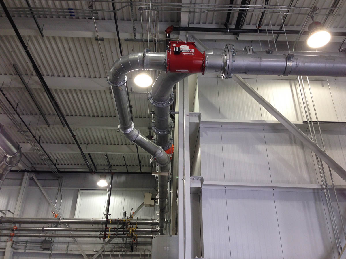 Turnkey Diaper Line Dust Systems Pneumatic Conveying